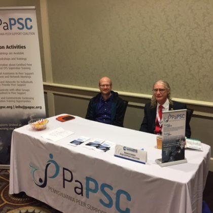 Pennsylvania peer support coalition