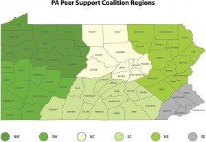PAPSC map